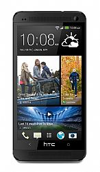 HTC ONE (M7) Smartphone 32GB (3G 850MHz AT&T) Black Unlocked Import