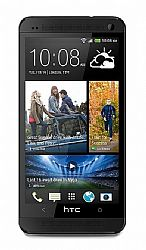 HTC ONE (M7) Smartphone 16GB (3G 850MHz AT&T) Black Unlocked Import