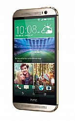 HTC One M8 Smartphone (3G 850MHz AT&T) Gold Unlocked Import