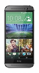 HTC One M8 Smartphone 32GB  (3G 850MHz AT&T) Grey Unlocked Import