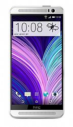 HTC One M8 Smartphone (3G 850MHz AT&T) Silver Unlocked Import