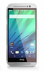 HTC One M8 Smartphone (3G 850MHz AT&T) White Unlocked Import