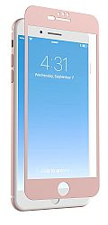 ZAGG InvisibleShield Glass+ Luxe HD Clarity Screen Protector for Apple iPhone 7 Plus, iPhone 6s Plus, iPhone 6 Plus - Rose Gold