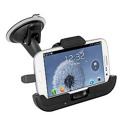 iBolt Wireless Access Solutions In-Vehicle Charging Dock for Samsung Galaxy S3 OPEN BOX