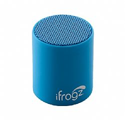 Ifrogz Coda POP Bluetooth Speaker - Blue Raspberry