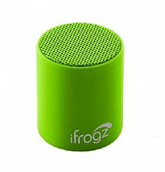 Ifrogz Coda POP Bluetooth Speaker - Lemon Lime