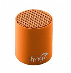 Ifrogz Coda POP Bluetooth Speaker - Orange Cream