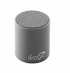 Ifrogz Coda POP Bluetooth Speaker - Super Fizz Silver