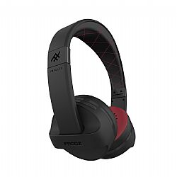 iFrogz Impulse Wireless Headphones (over the ear) - Black/ Red