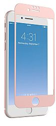 ZAGG InvisibleShield Glass+ Luxe HD Clarity Screen Protector for Apple iPhone 7, iPhone 6s, iPhone 6 - Rose Gold