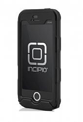 Incipio Technologies - Atlas ID Case for Apple iPhone 5s/5 in Black