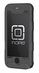 Incipio ATLAS Waterproof Case for New iPhone 5 (Dark Gray)