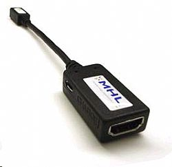 Jarv MHL microUSB to HDMI Adapter