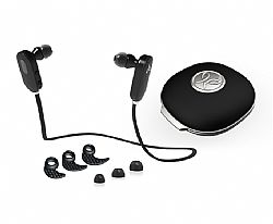 JayBird Freedom Bluetooth Headphones (Midnight Black) OPEN BOX