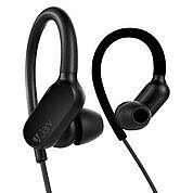 Jarv Wave Runner Sport Wireless Bluetooth Earbuds , Black