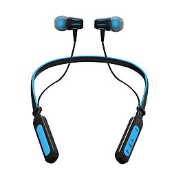 Jarv Wave Sport Wireless Neckband Bluetooth Headset , Blue