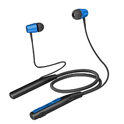 Jarv Wave Flex Wireless Neckband Bluetooth Headset, Blue
