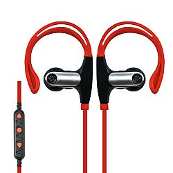 Jarv Active Run Sport Wireless Bluetooth 5.1 Stereo Earbuds , Red