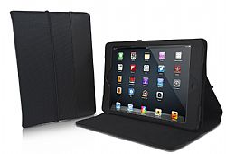 Jarv iPad mini Classic Nylon Folio Case -  Black