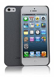 Jarv Sandstone Snap-on case for iPhone 5, Grey
