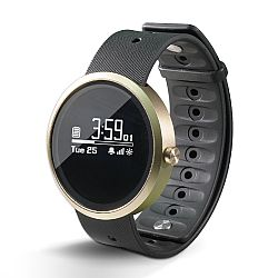 Jarv Advantage Waterproof Smart Watch and Fitness Tracker with OLED Display Refurbished