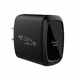 Jarv PPS 18W USB Travel Charger with Type C PD