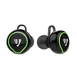 Jarv NMotion Sport TWS True Wireless Bluetooth Sport Stereo Earbuds, Black