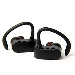 Jarv NMotion Free True Wireless Bluetooth Sport Earbuds Refurbished