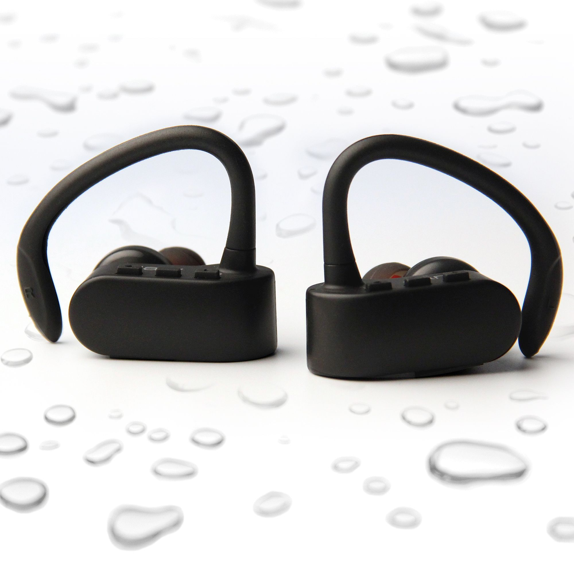 jarv nmotion free true wireless bluetooth sport earbuds at. Black Bedroom Furniture Sets. Home Design Ideas