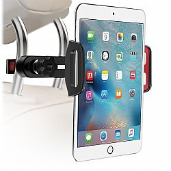 Jarv Tab Mount Universal Tablet/Mobile Phone Car Headrest Mount, Compatible with most smartphones/tablets from 4.7ö to 11ö screen sizes