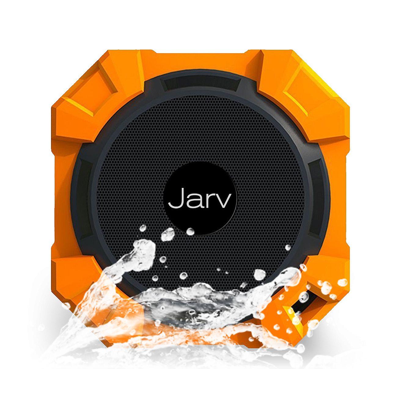 Jarv X96 Rugged Indoor/Outdoor 5 Watt Bluetooth Portable Speaker