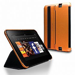 Marware MicroShell Folio Case for New Kindle Fire HD 7 inch (Orange)
