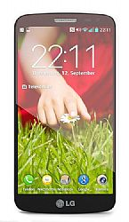 LG G2 mini LTE (3G 850MHz AT&T) Black Unlocked Import