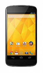 Google Nexus 4 E960 16GB by LG (3G 850MHz AT&T /1700MHz T-Mobile) Black Unlocked Import