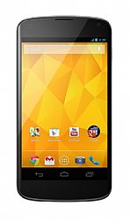 Google Nexus 4 E960 8GB by LG (3G 850MHz AT&T /1700MHz T-Mobile) Black Unlocked Import