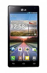 LG Optimus 4X HD P880 Black (3G 850MHz AT&T) Unlocked Import