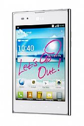 LG Optimus P895 VU 32GB (3G 850MHz AT&T ) White Unlocked Import