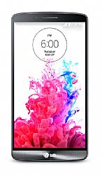 LG G3 32GB (3G 850MHz AT&T) Black Unlocked Import