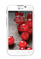 LG Optimus L5 II Dual E455 White Unlocked Import