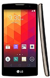 LG Spirit (3G 850MHz AT&T) Black/Gold Unlocked Import