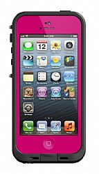Lifeproof frē Waterproof Case for Apple iPhone 5 - Magenta