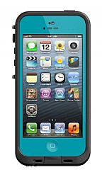 Lifeproof frē Waterproof Case for Apple iPhone 5 - Teal