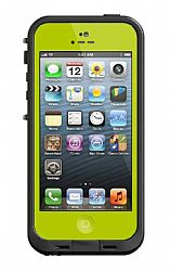 Lifeproof frē Waterproof Case for Apple iPhone 5 - Lime