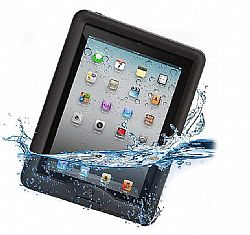 LifeProof Nuud Waterproof Case for iPad 2 / New iPad 3 / 4 (Black)