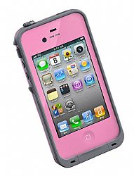 LifeProof iPhone 4/4S Case � Gen 2 (Pink)