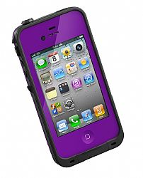 LifeProof iPhone 4/4S Case  Gen 2 (Purple)