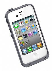 LifeProof iPhone 4/4S Case � Gen 2 (White)