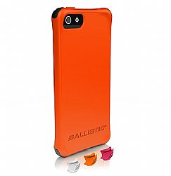 Ballistic LS Smooth Series Case for iPhone 5 - Orange