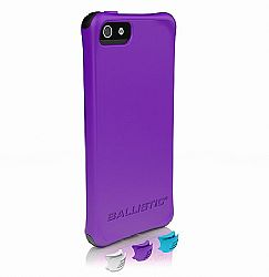 Ballistic LS Smooth Series Case for iPhone 5 - Purple