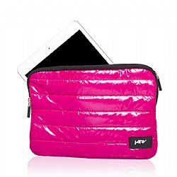 Jarv Universal Kindle Fire/Ipad Mini Down Jacket Tablet Case/Pouch, Pink